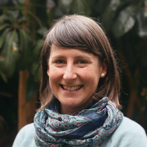 Dr Georgia Garrard