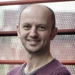 Associate Professor Hartmut Fünfgeld