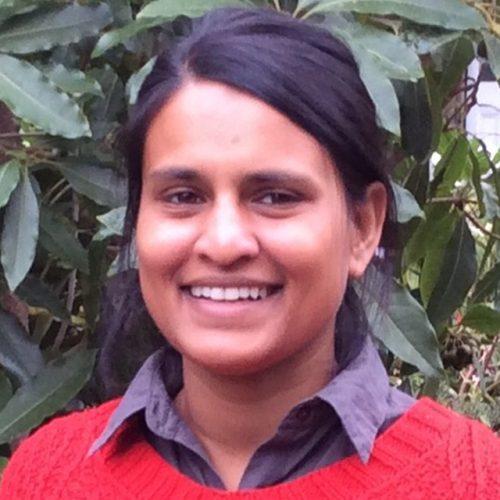 Ms Jasmine Ali